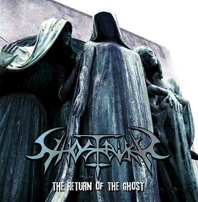Ghostrider 'The Return Of The Ghost' new CD on Foad Records