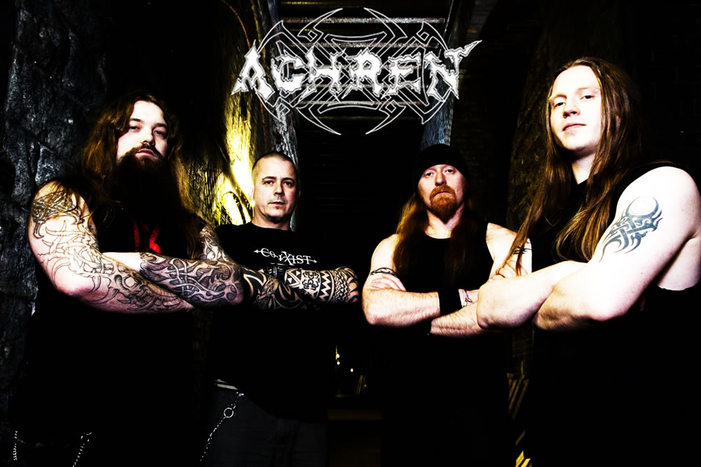 Achren | Bloodstock Metal 2 the Masses Winners | Wacken 2011