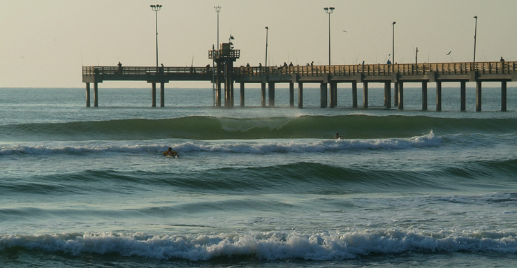 Bob hall pier surf images for Fishing report corpus christi texas