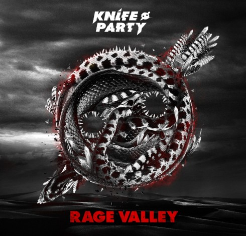 Knife Party - Rage Valley EP (2012) MP3, FLAC