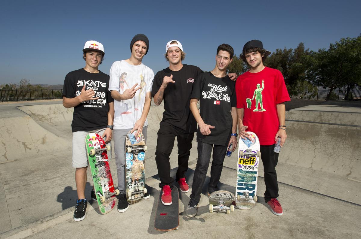 Red Bull Skate Arcade – video e foto del vincitore in California
