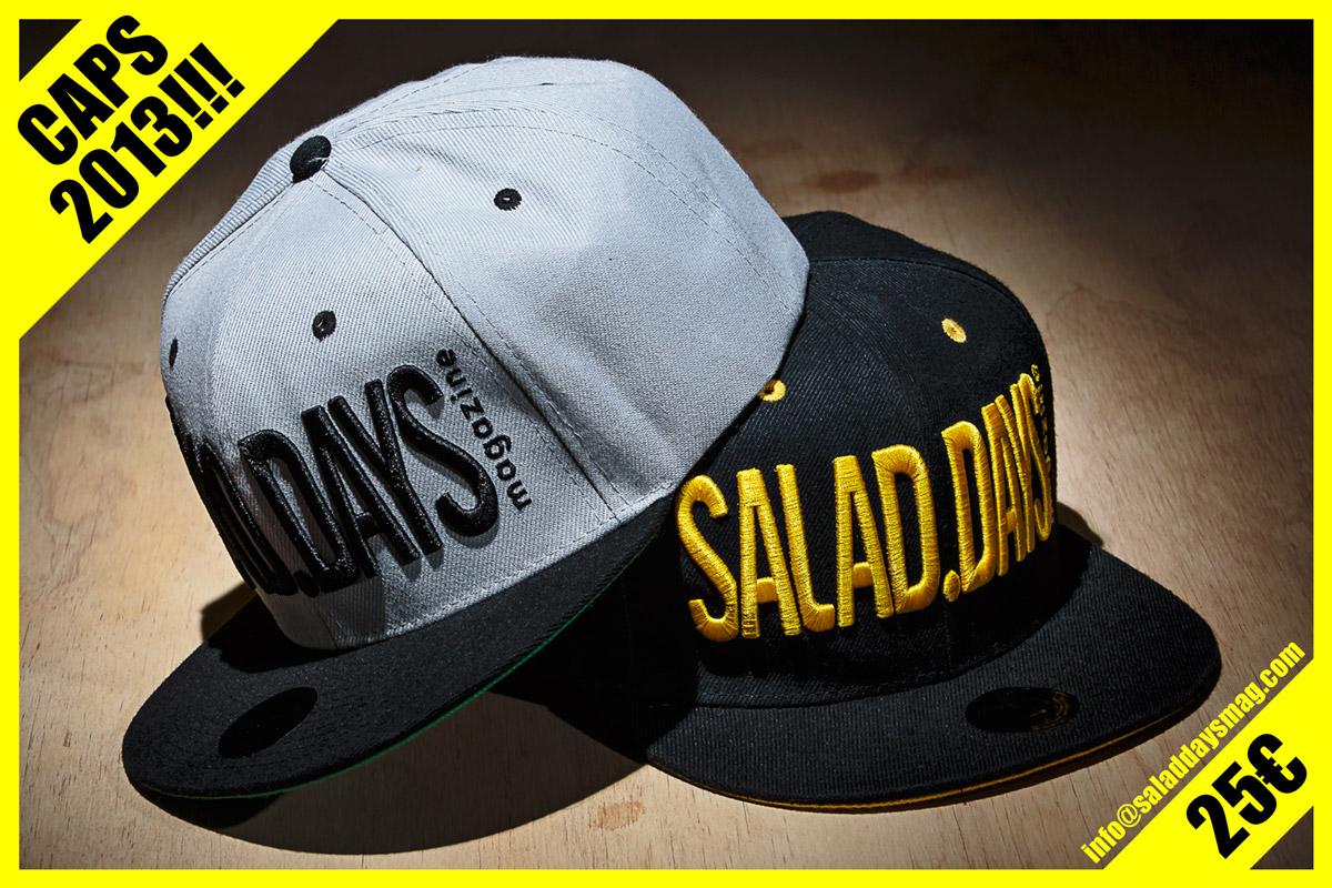 New Salad Days Mag snapback!!!