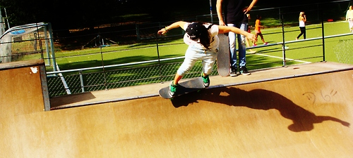 ramp skate