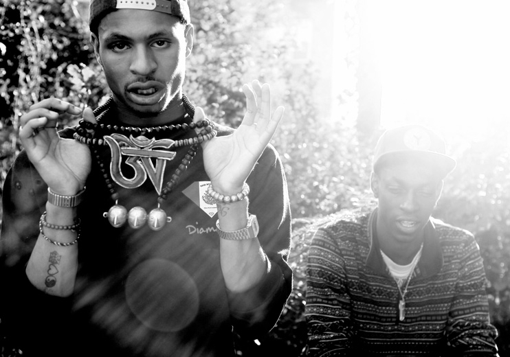 The Underachievers Fire Questions Session KOGtv