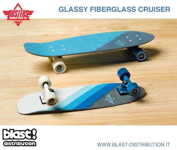 Glassy la Fibra di Vetro incontra il Cruiser