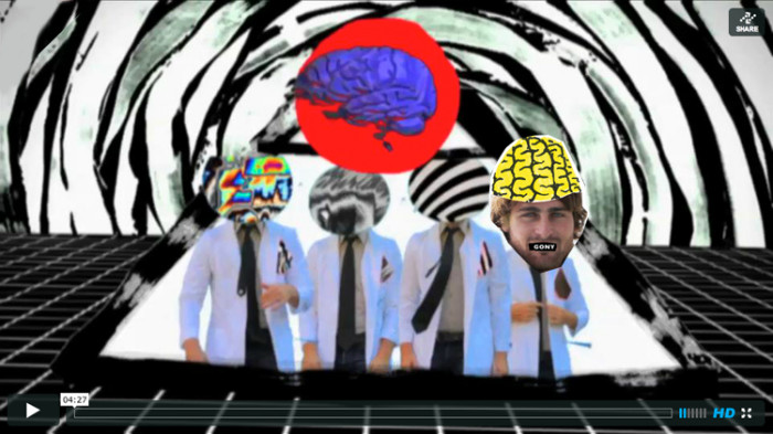 Volcom   Strange Brains