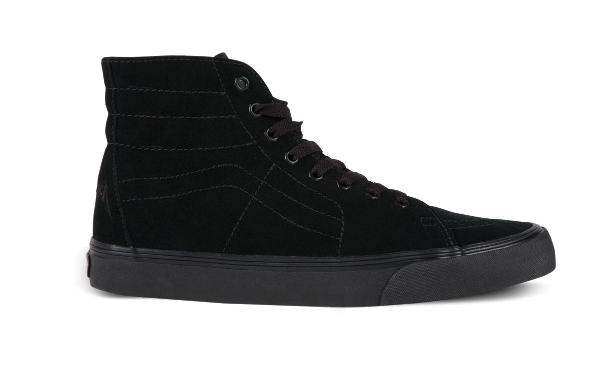 Vans x Metallica: nei negozi le scarpe firmate dai quattro