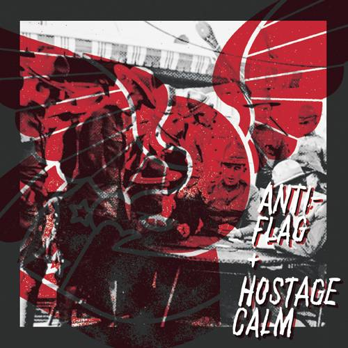 Anti-Flag & Hostage Calm team up with Peta2