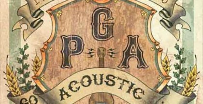 VVAA - PGA. Italian Punks Go Acoustic For Good