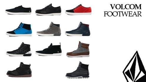 Volcom footwear preview