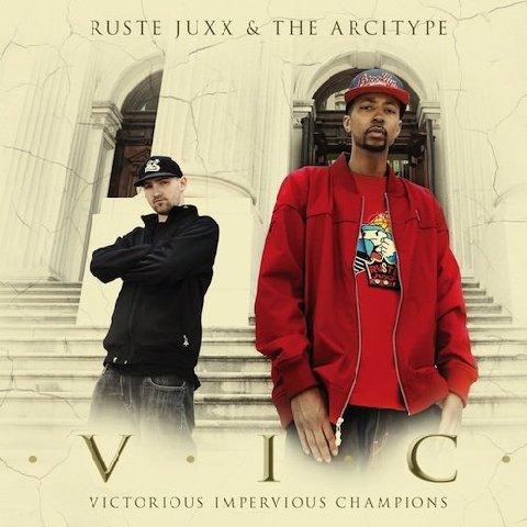 Ruste Juxx & The Arcitype 'Stand Strong' feat. Sarah Miller