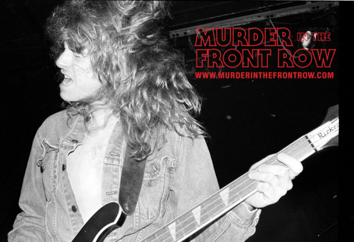 Today is the 30th anniversary of Cliff Burton's 1st gig w/Metallica