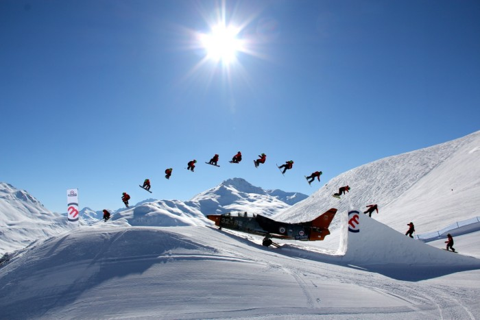 Snowpark Mottolino al completo: tutte le novità