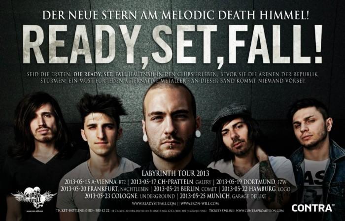Ready Set Fall! Tour