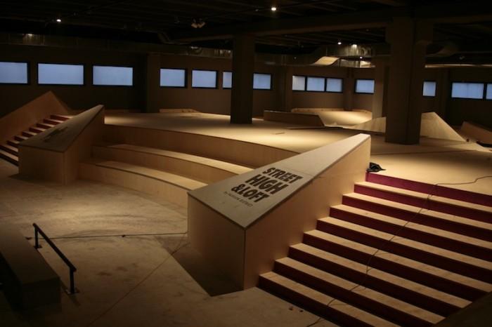 Esclusivo, Skatepark Molfetta Time-Lapse