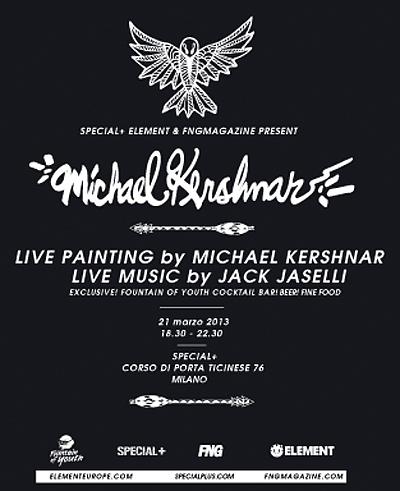 Mike Kershnar @ Special
