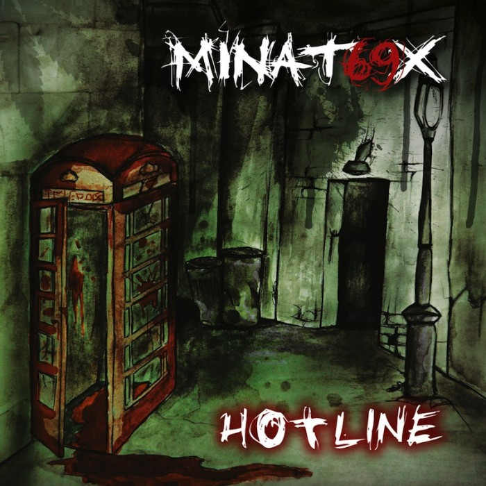 Minatox69 debut Ep 'HotLine' out now!