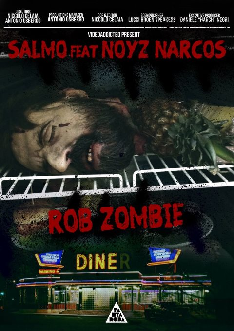 Salmo: online il nuovo video Rob Zombie ft.Noyz Narcos