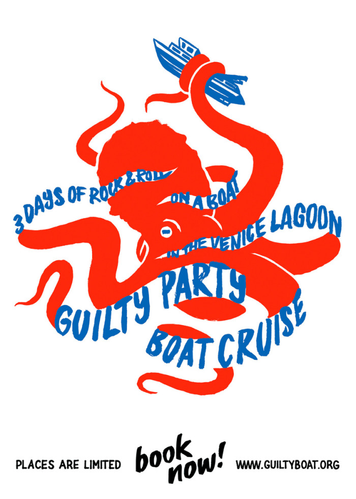 Guilty Party Boat Cruise 2013 sta arrivando…