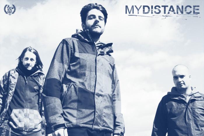 My Distance – Fuori il brano 'Still Here' e nuovo album in uscita a Giugno!!