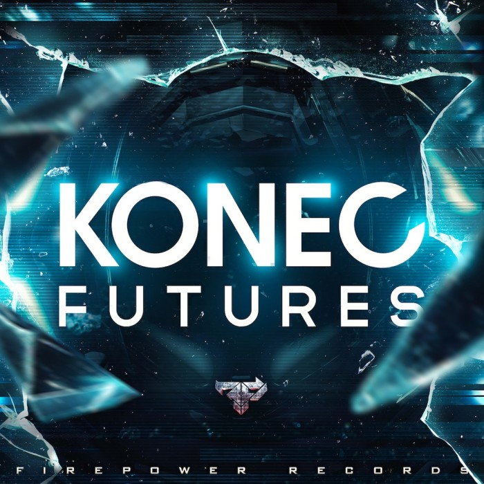 First Listen: Konec 'Futures EP' // Out 28th May on Firepower Records
