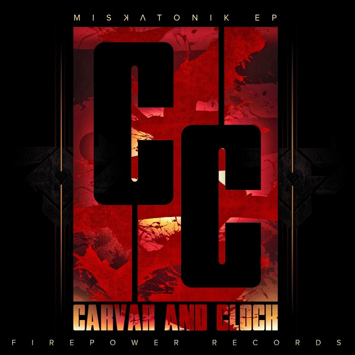 Carvar & Clock – 'Miskatonik EP' // Out 14th May on Firepower Records