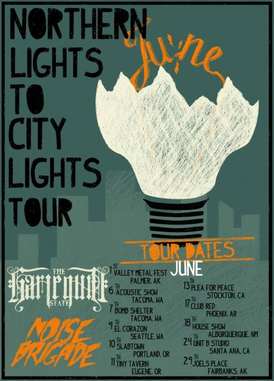 Dates announced for Northern Lights To City Lights Tour
