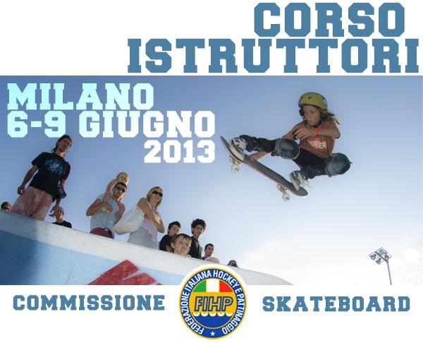 Corso Istruttori FIHP 2013: Milano 6-9 Giugno 2013