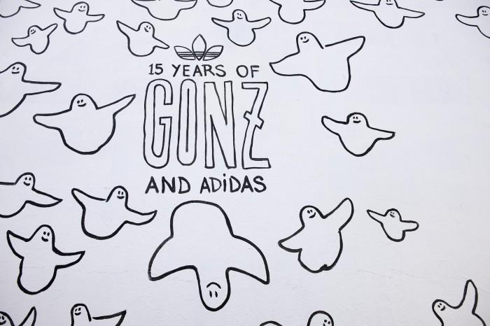 15 Years of Gonz & adidas | HVW8 Gallery LA | event recap