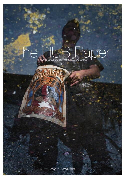 DC presenta The Hub's Paper #3