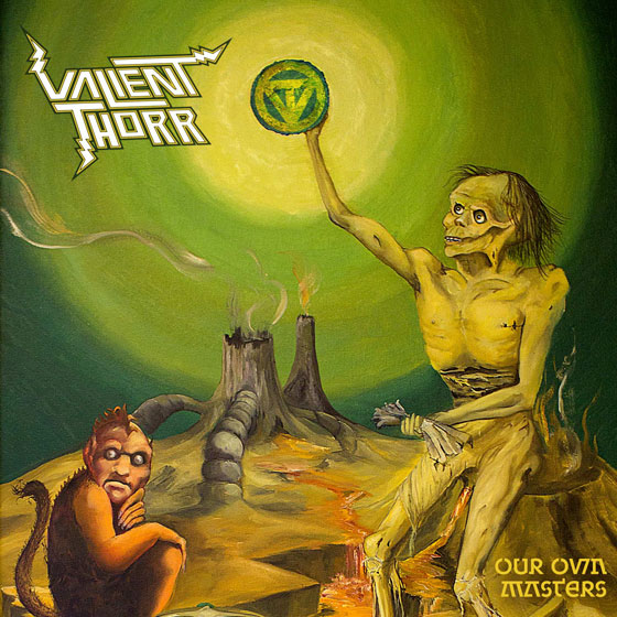 Valient Thorr | Music Video | 'Our Own Masters' is out now