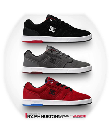DC presents The Nyjah S – FA13 Collection