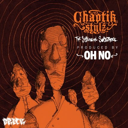 New Audio: Chaotik Stylz f/ Oh No & Roc C 'Poisonous' (Produced by Oh No)