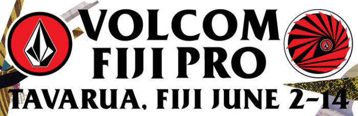2013 Volcom Fiji Pro – First day of competition goes off at cloudbreak!