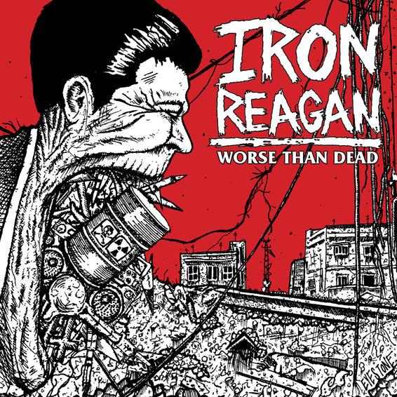 Iron Reagan (Municipal Waste, Darkest Hour, ANS) announce new tour dates & line-up