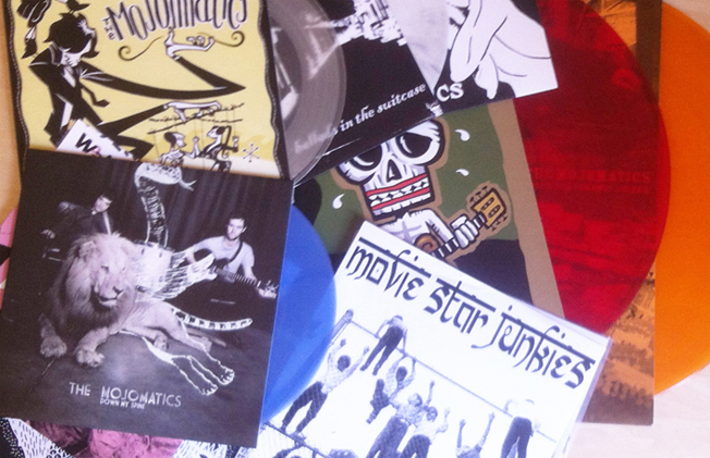 Basement sales! Rare stuff on sale from the Mojomatics and Movie Star Junkies