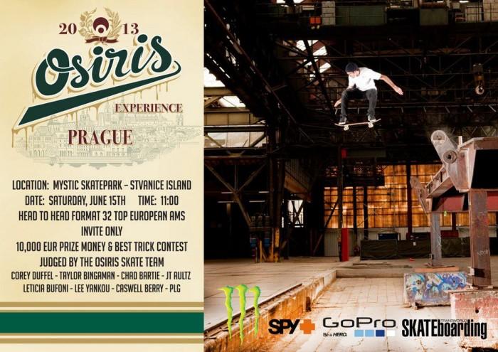 Osiris Experience Praga