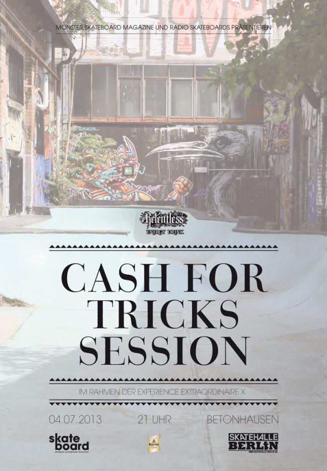 Betonhausen - Relentless Cash 4 Tricks