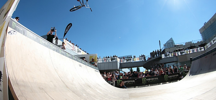 45° Nord BMX Contest 2013 video recap