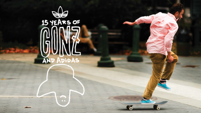 Movie on line | 15 Years Of Gonz & adidas