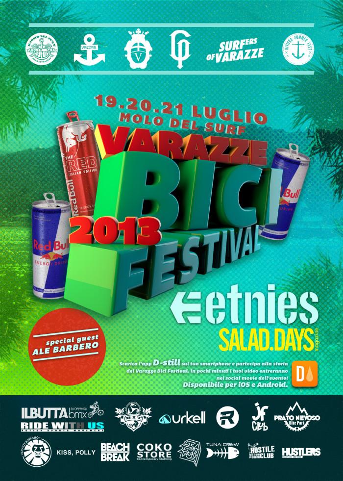 xVarazze Bici Festivalx – V / B / F