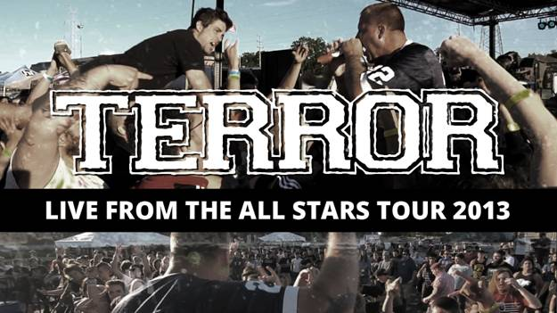 Terror – Live From The All Stars Tour 2013