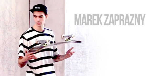 The DC Embassy: Marek Zaprazny video section!
