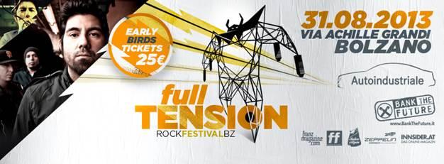 Full Tension Festival … il teaser
