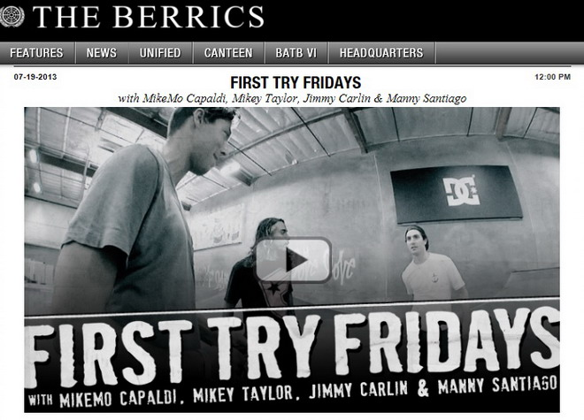 DC and The Berrics