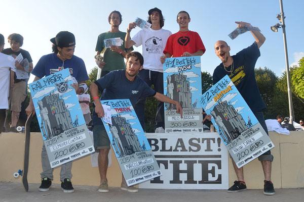 Blast The Big One 2013 : Missione Compiuta