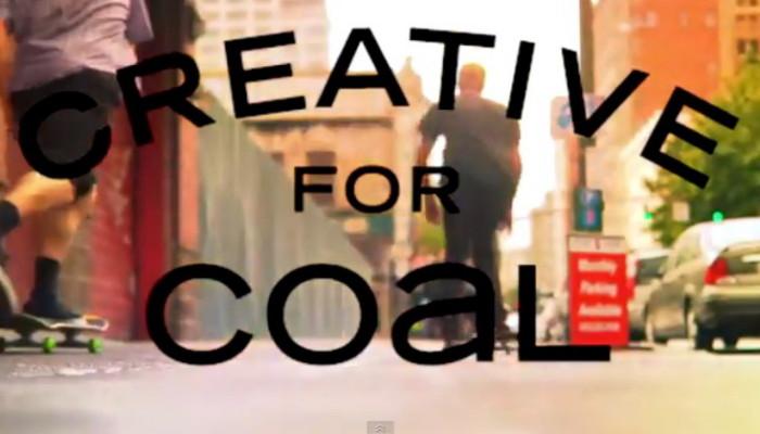 Creative for Coal: Weird Days in Portland