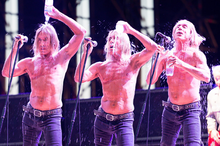 Iggy Pop & The Stooges @ Ippodromo del Galoppo di San Siro a Milano – photorecap