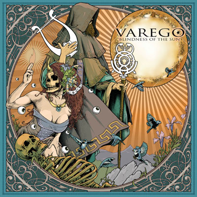 Varego 'Blindness Of The Sun'