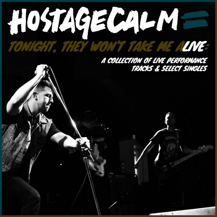 Hostage Calm release 'Pay-What-You-Want' Digital Compilation; Upcoming Tour with Saves The Day / Into It. Over It.